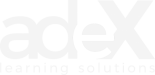 adeX Learning Logo